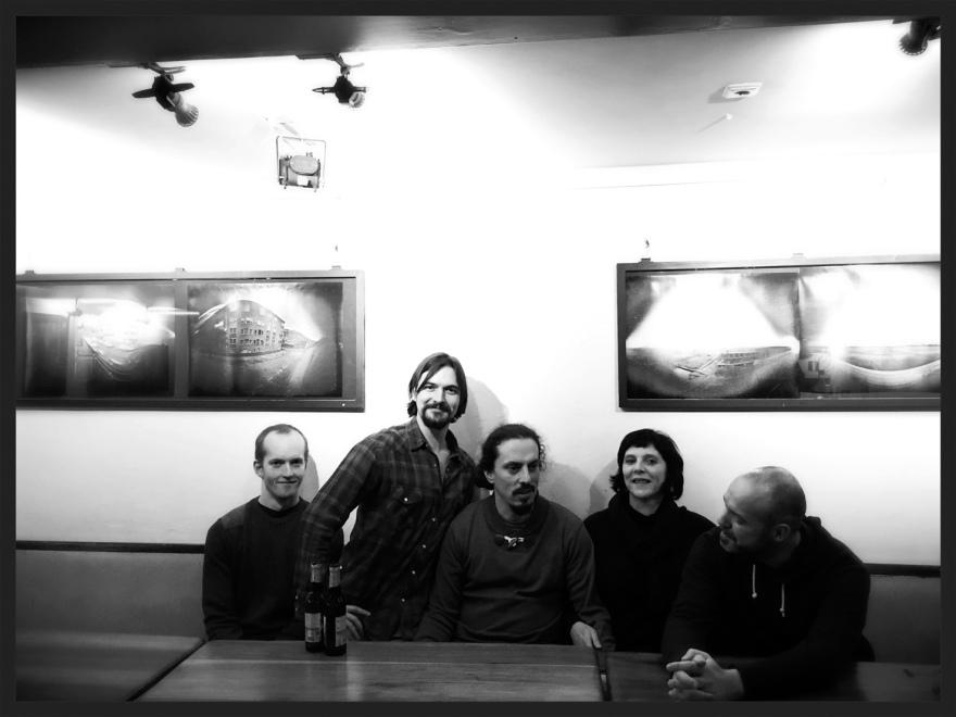 DHSVV quintet zaal 100 Amsterdam